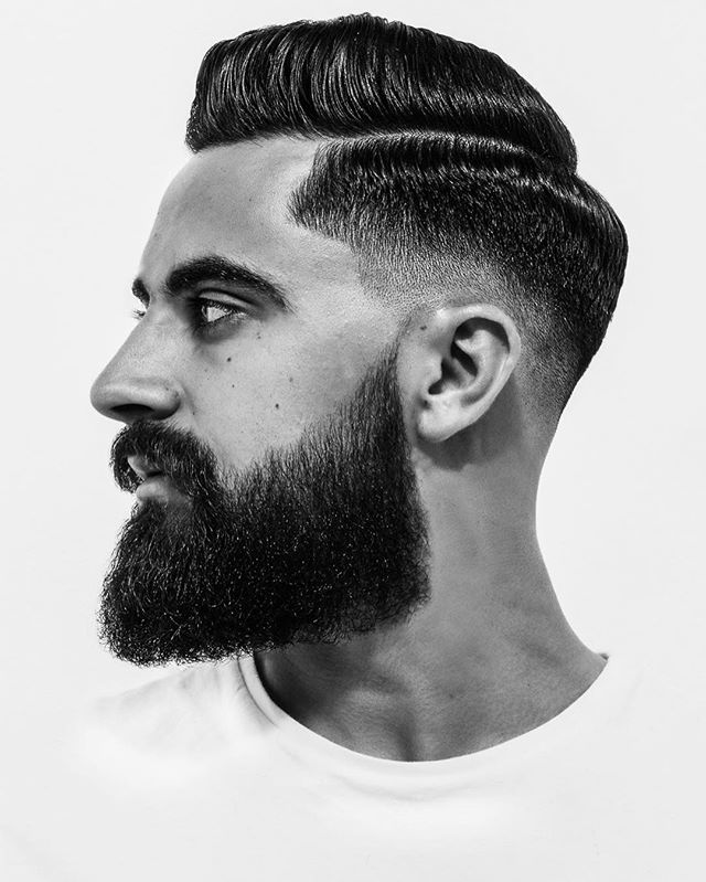 5 Full Beard Styles