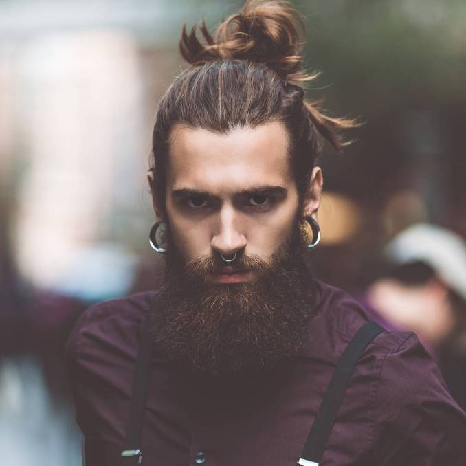 Image Result For Cool Long Mens Hairstyles