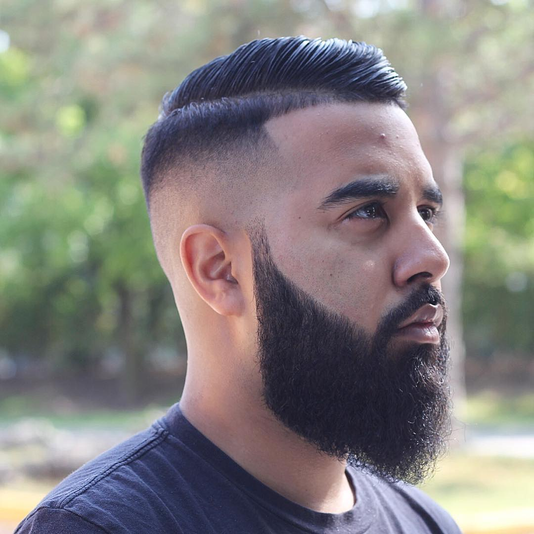 Cool Mens Hairstyles With Beards