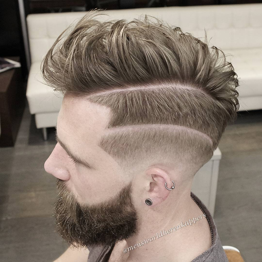 80 New Hairstyles For Men 2017