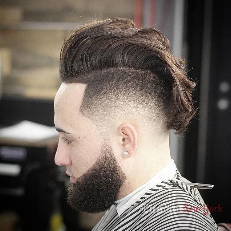 The Mohawk Haircut