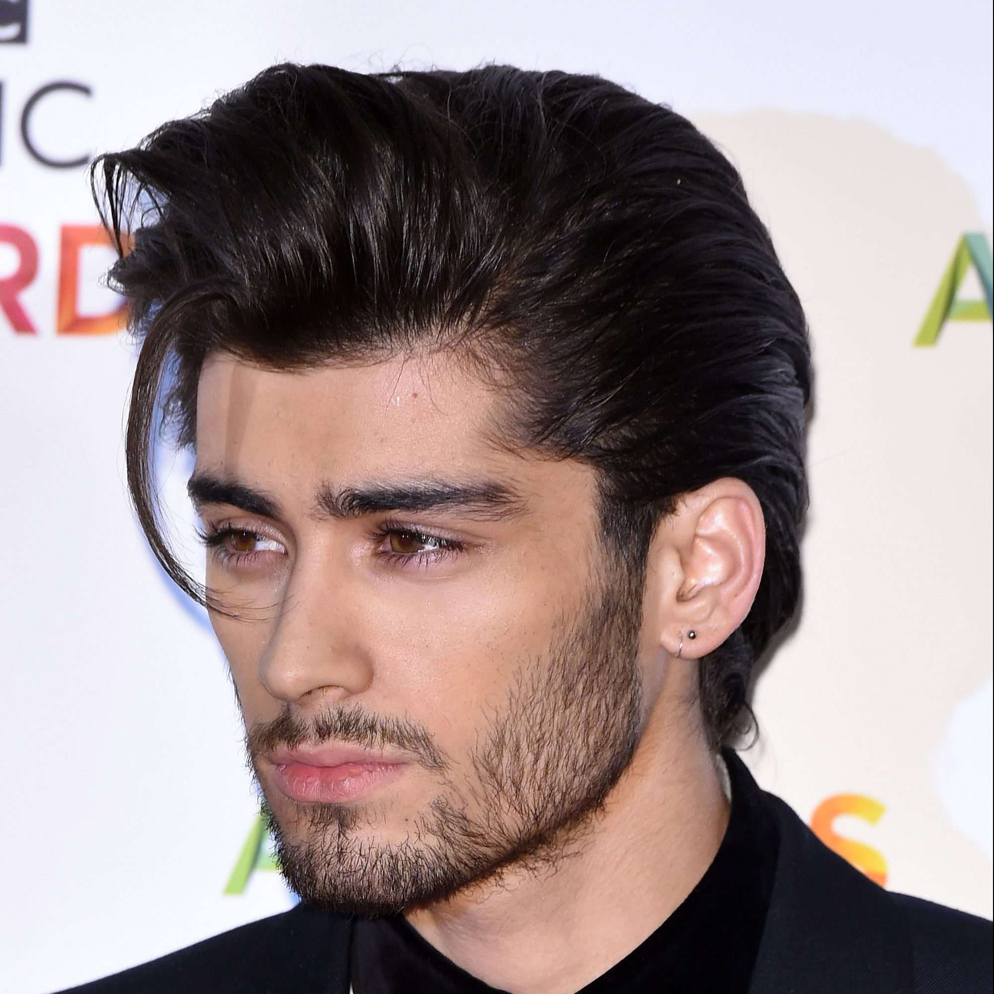 Zain Malik Hairstyle Name Fade Haircut