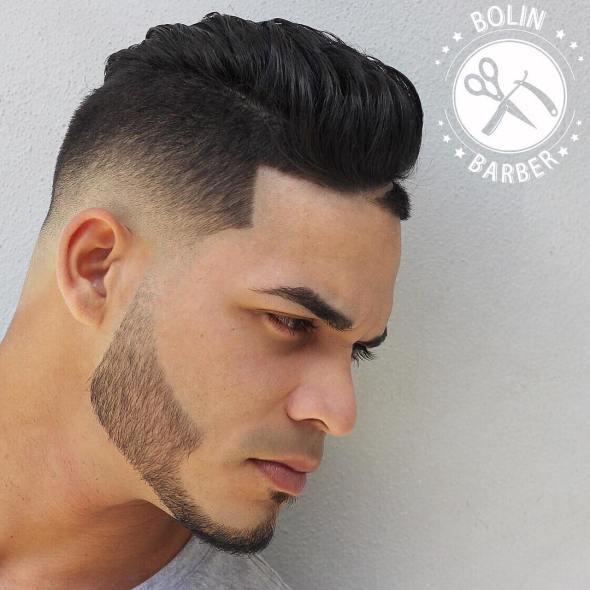 2018 Beard Styles Brownboi