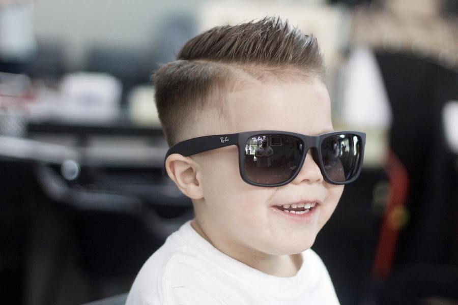Toddler Boy Spiky Haircuts Picture Gallery