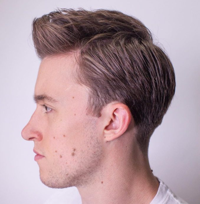 Image Result For Mens Hairstyles Short Back And Sides Longer On Top