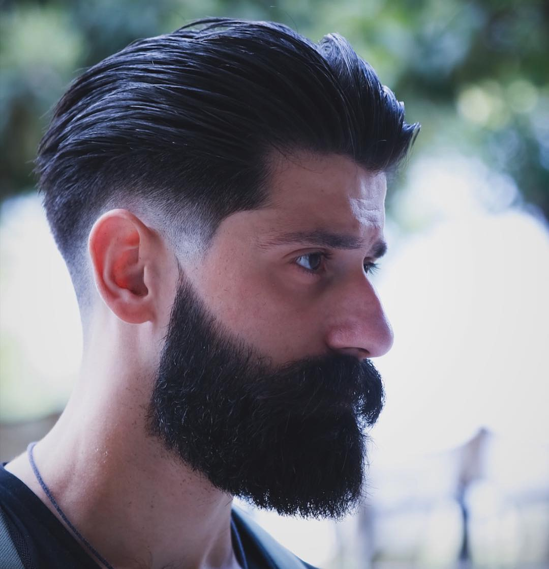 Mens Hipster Hairstyles With Beard Hrotelrehberii