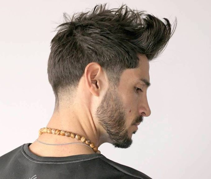 Image Result For Mens Hairstyle Short Sides Medium Top
