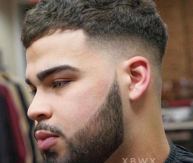 Crop Haircut Medium Fade