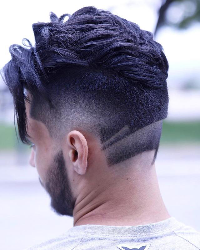new haircuts for men 2018: the nape shape