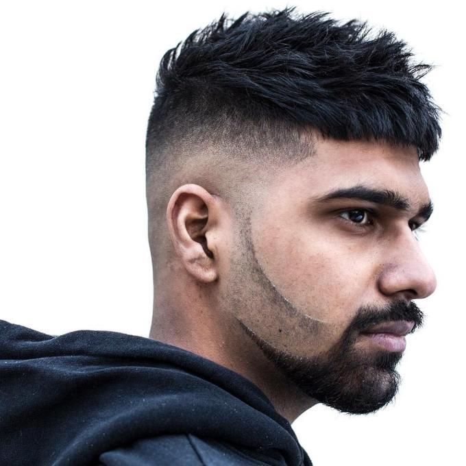 beard styles (cool + modern)