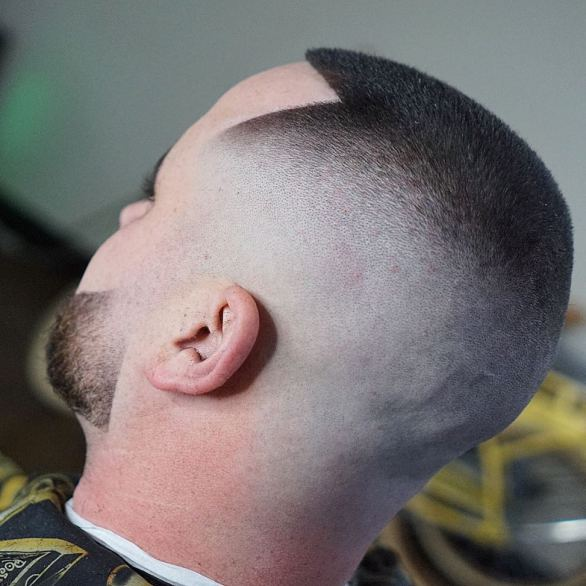 Super Short Men's Haircuts