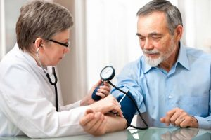 reverse high blood pressure