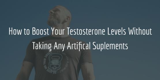 boost low testosterone