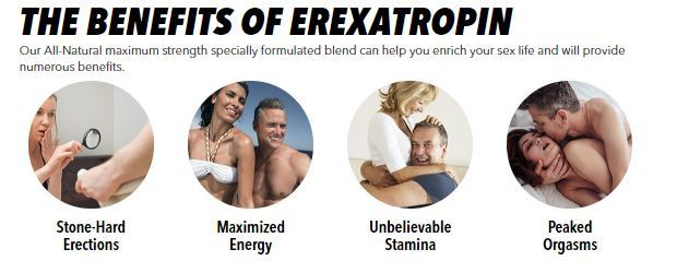 Benefits of Erexatropin