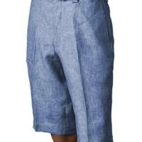 Summer Suits for Men: How to Wear Linen Short Sets