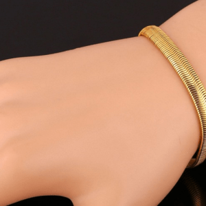 Mens Bracelet - Gold Filled