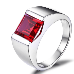 ring-for-men-ruby