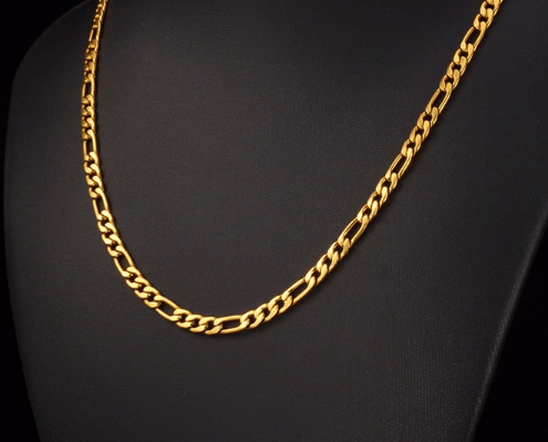 Mens Figaro Chain