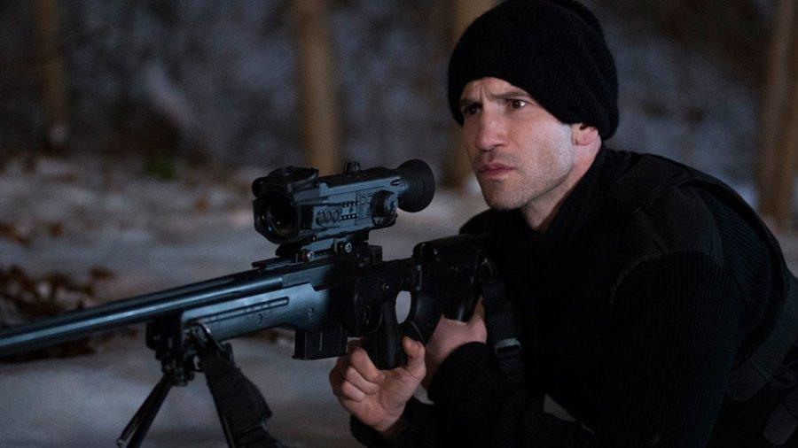 The Punisher, Netflix, Marvel Studios, Jon Bernthal