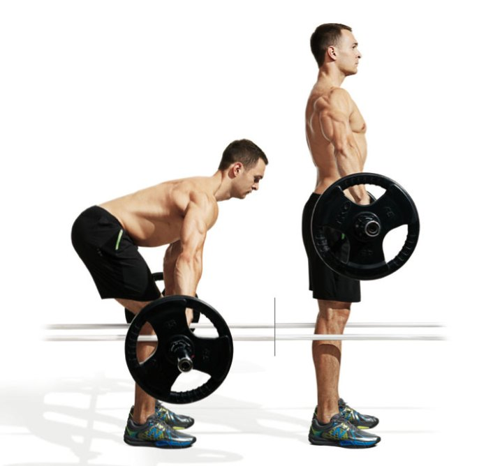 The 30 Best Back Exercises of All Time - Snatch-Grip Rack Deadlift