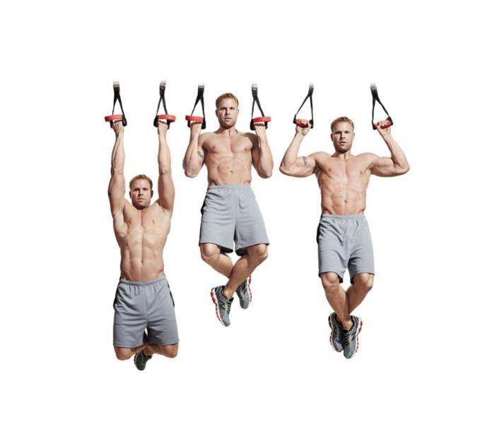 Suspension Trainer Chinup