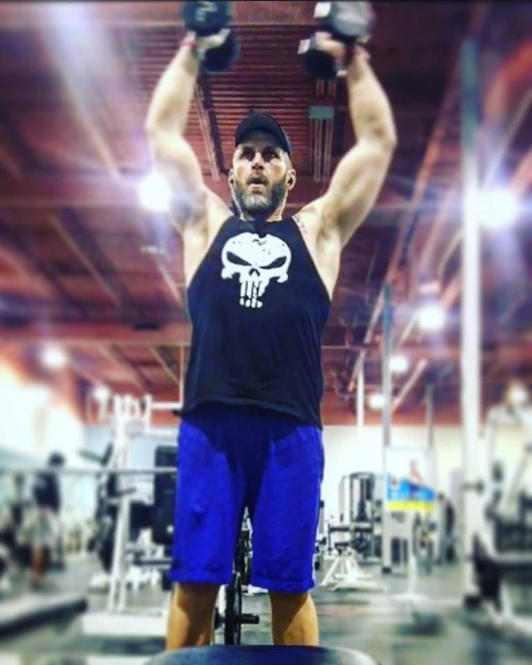 John Bauer weight loss