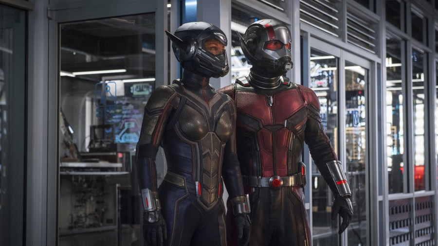 Paul Rudd in Ant Man and the Wasp