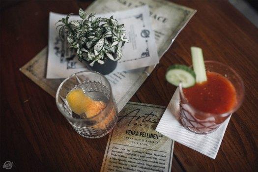 Barside Cocktails Budapest
