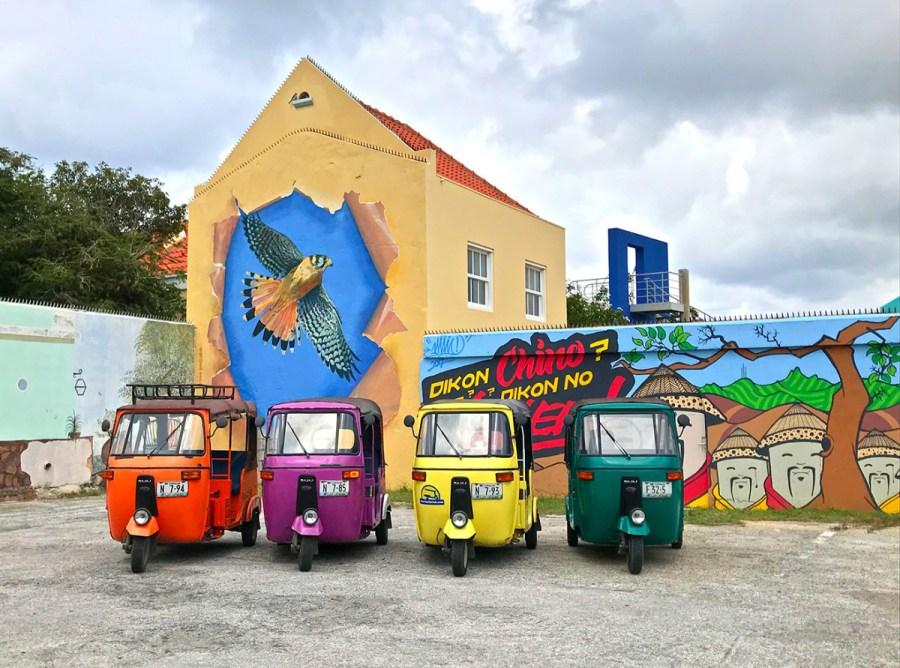 Tuk Tuk Street Art