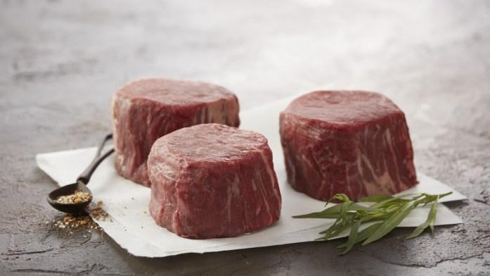 chicago steak company filet mignon