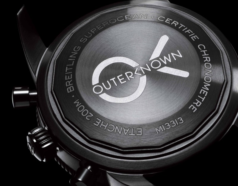 Superocean Heritage II Chronograph 44 Outerknown caseback