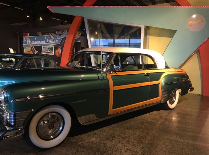 National WOW Museum & Nelson Classic Car Collection