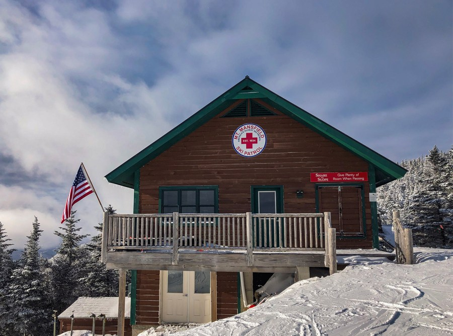 Stowe Mountain Ski Patrol