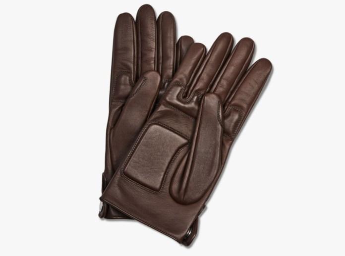 Berluti Lamb Leather Gloves