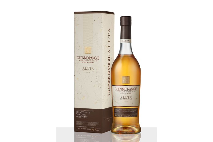 Bottle of Glenmorangie Allta