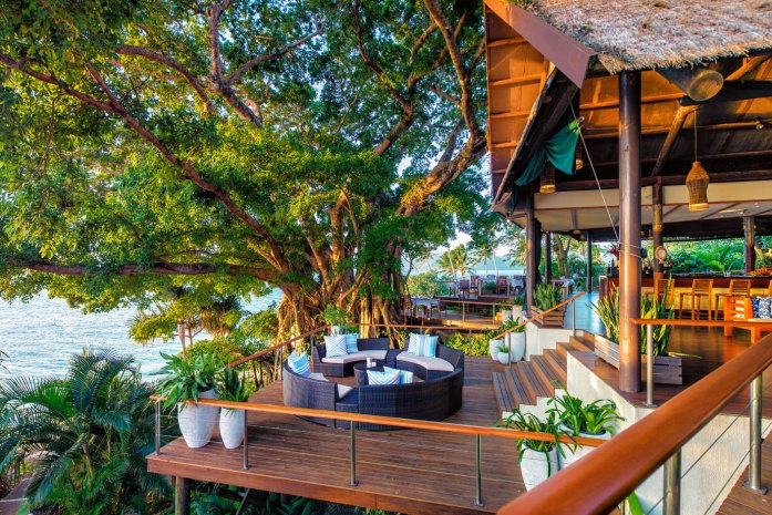 Royal Davui Island Resort Sunset Lounge