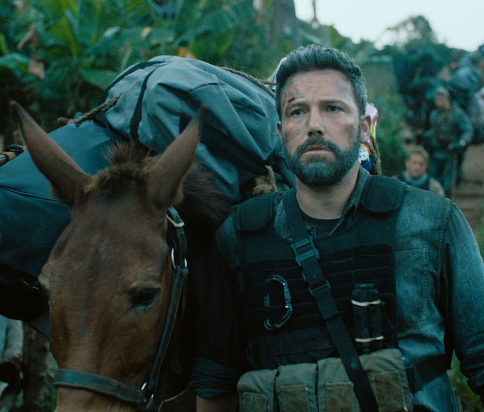 Triple Frontier Movie Ben Affleck Mule
