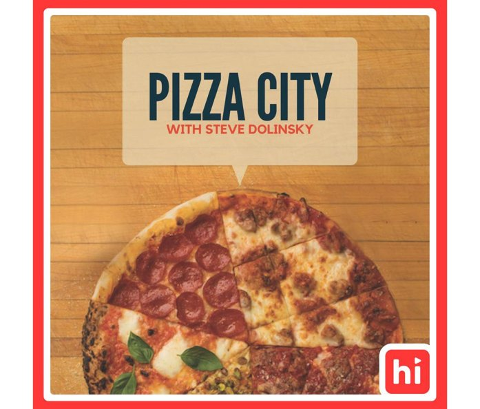 Pizza City Podcast