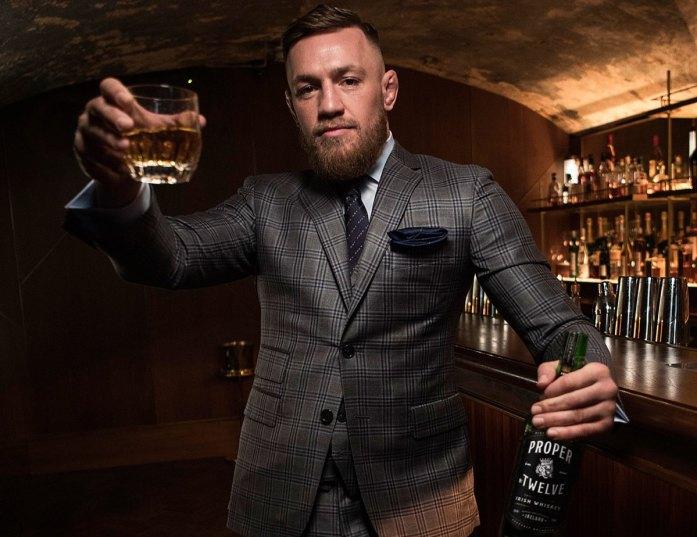 Conor McGregor - Proper No. Twelve Whiskey