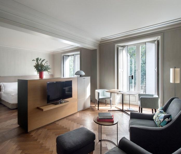 A room at the Alma Barcelona