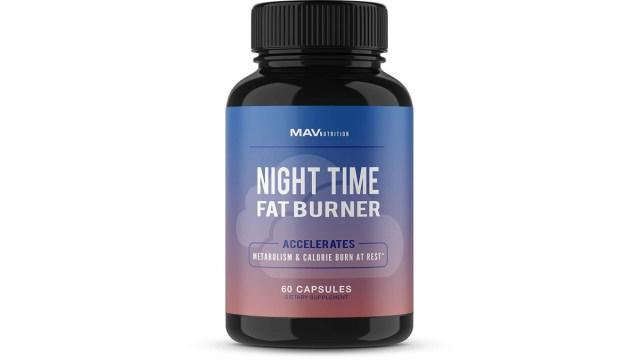 amazon night time fat burner