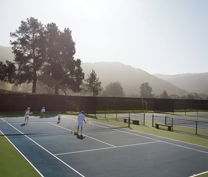 Tennis at Carmel Valley Ranch