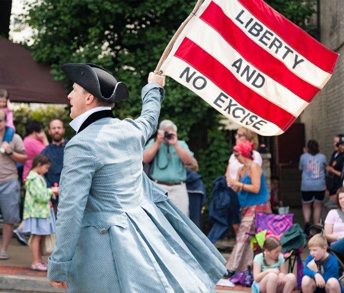 Washington County Whiskey Rebellion Festival