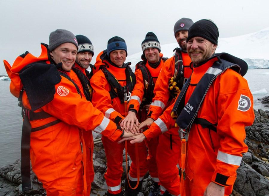 impossible row crew
