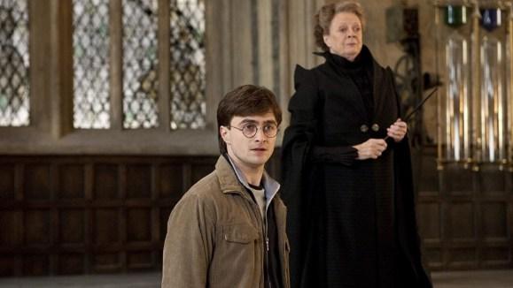 Harry Potter series / Courtesy of Warner Bros.