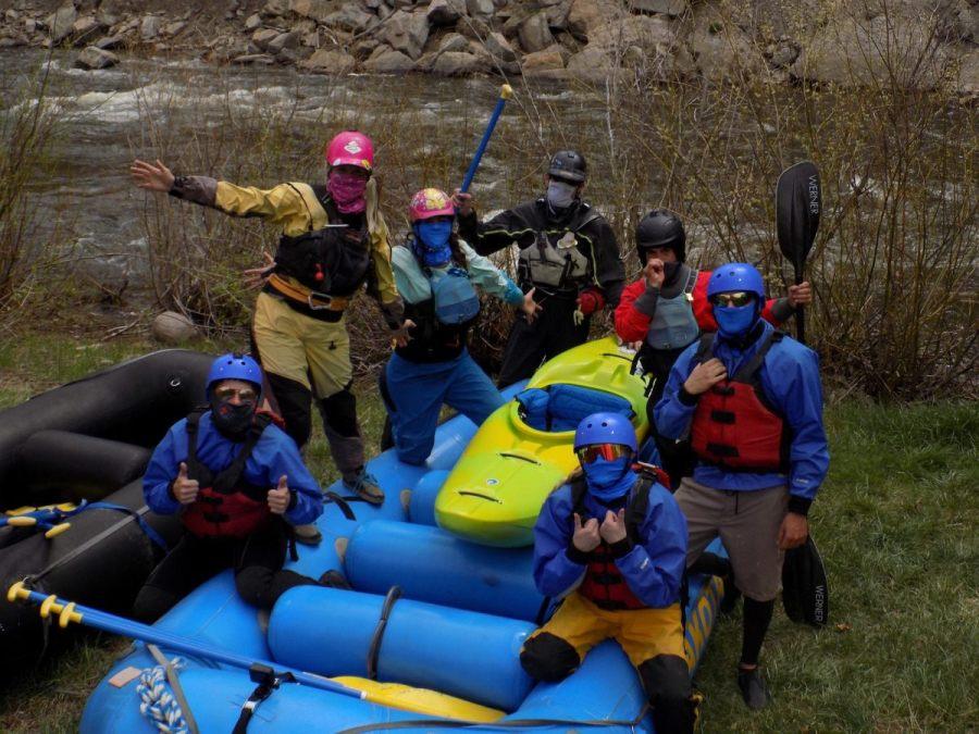 COVID rafting 2