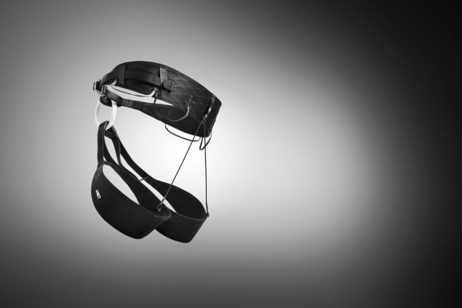 Black Diamond rock climbing harness