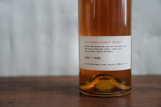 Germain-Robin California Alambic Brandy