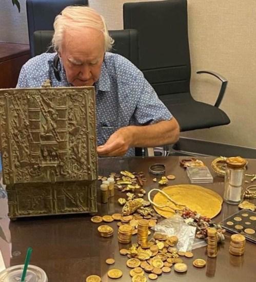 Forrest Fenn Rocky Mountain Treasure