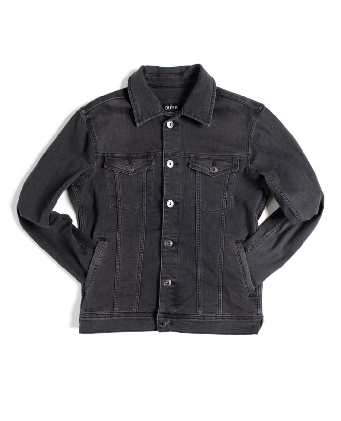 Duer stretch denim jacket